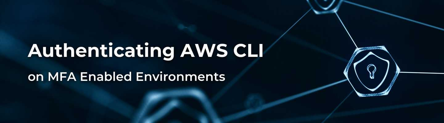 Using aws CLI, on mfa enabled environments